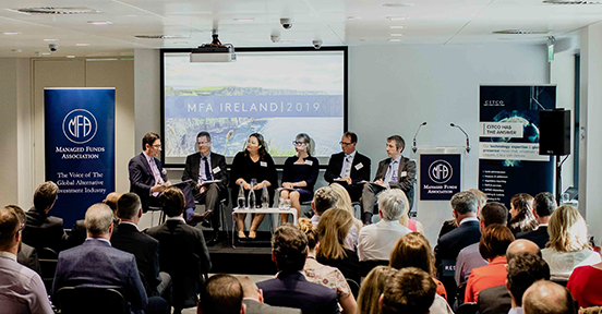 Citco hosted the MFA panel on AIF in Ireland