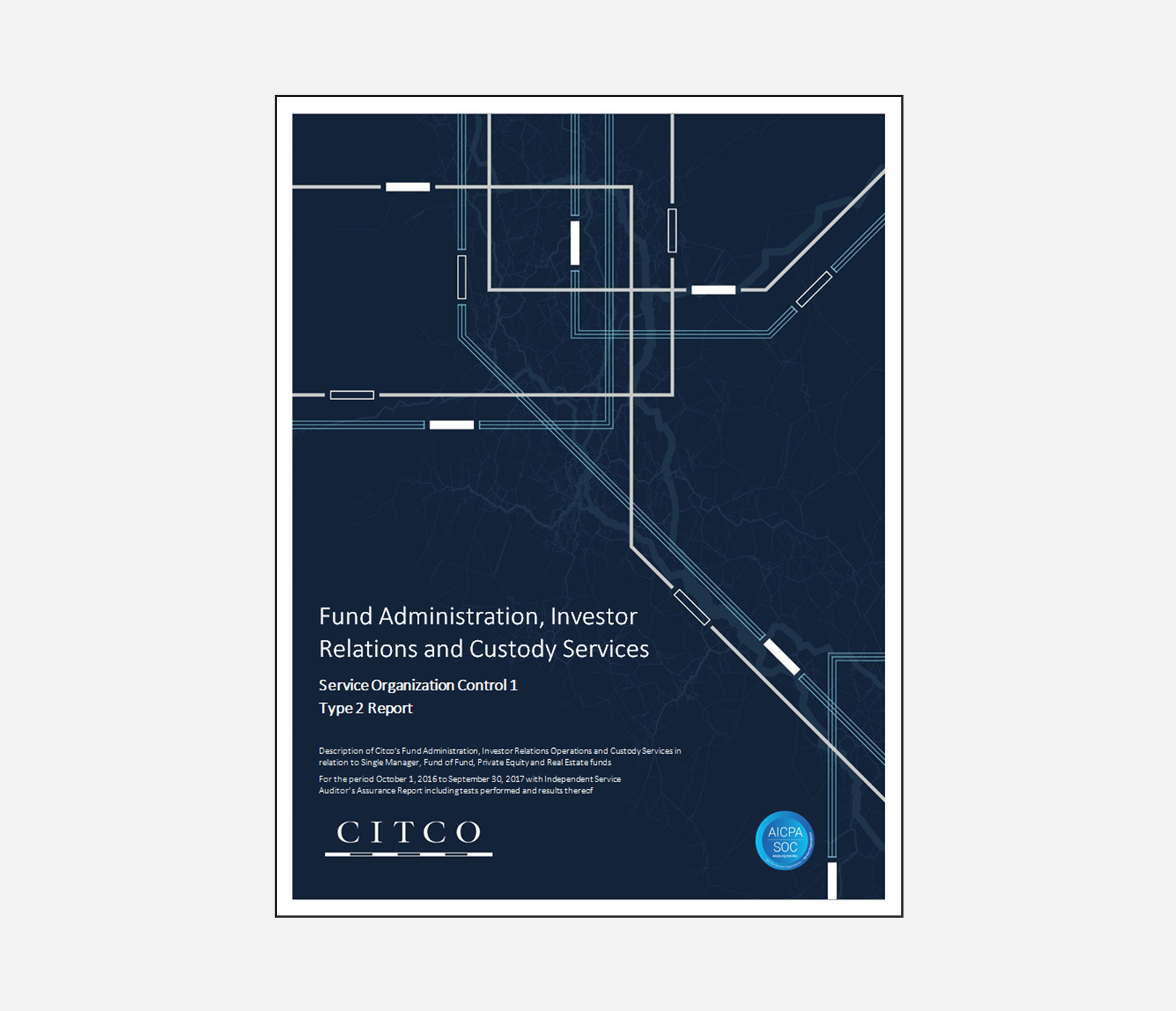 Citco announces completion of the Fund Services SOC 1 report for the 14th consecutive year